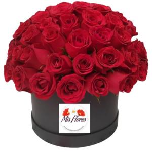 Foto Arreglo de rosas